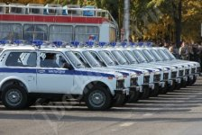 Башҡортостан милицияһына – 30 машина