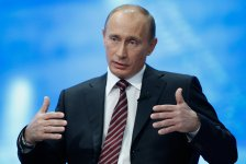 РФ Хөкүмәте Премьер-министры Владимир Путин: «Ил менән идара итер өсөн Президент менән алмашлап йоҡлайбыҙ – барыһы ла контролдә»