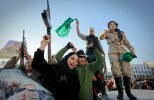 "Ливия лидеры ""тере мәйет""ме?"