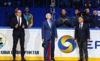 В Уфе проходит мастер-шоу лучших игроков КХЛ