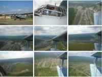 Бөрйән районының баш ҡалаһы - Иҫке Собханғол ауылы күренештәре