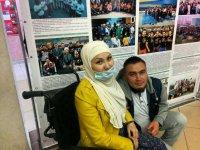 Ауырлыҡтар аша бәхет: утта һәләк булған журналистың ҡыҙы йәнә лә ғаиләле булды