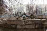 Радий Хәбиров Өфөлә социаль объекттарҙы төҙөп бөтөүҙе һәм торналар фонтанын тергеҙеүҙе талап итте