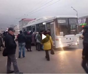 Өфөлә йәмәғәт транспортына бәйле хәлде аҙна аҙағынаса хәл итәбеҙ тиҙәр