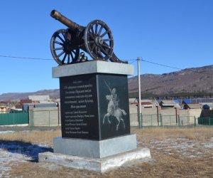 Баймаҡ районының Иҫән ауылында 1812 йылғы Ватан һуғышы ҡаһармандарына арналған һәйкәл асылды