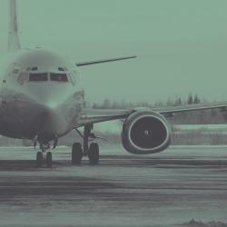 Ут тоҡанған самолет пассажирҙары яҡындары менән хушлашып өлгөргән